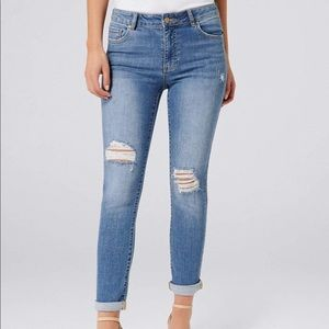 EverNew Melbourne Emmy Relaxed Straight Jeans US 6